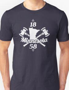 Minnesota 1858 Unisex T-Shirt