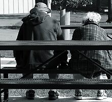 Ageless Love  by John  Kapusta