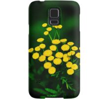 Green Jacket With Golden Buttons Samsung Galaxy Case/Skin