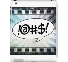 Comic @#$! iPad Case/Skin