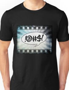 Comic @#$! Unisex T-Shirt