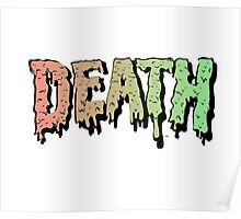 Death - Graffiti. Mashup Hip Hop song. Poster