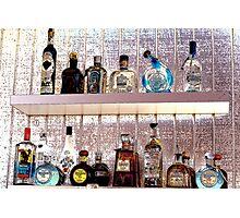 Tequila Anyone? Photographic Print