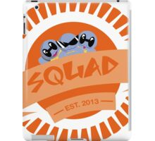 Squirtle Squad, ReColoured iPad Case/Skin