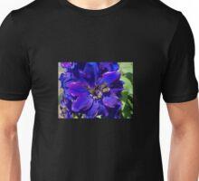 Butterfly Delphinium  Unisex T-Shirt