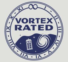 Vortex Rated (Dark) T-Shirt