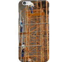 Gaudi's Workmen iPhone Case/Skin