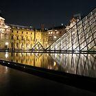 Louvre  by keki