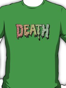 Death - Graffiti. Song Mashup T-Shirt