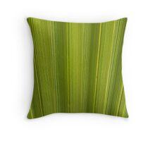 Palmleaf... Throw Pillow