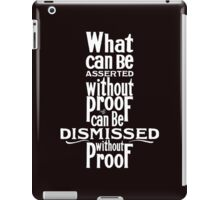 Classic HitchSlap by Tai's Tees iPad Case/Skin