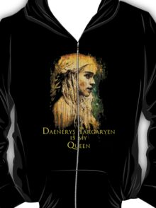 Game of thrones Daenerys Targaryen Queen T-Shirt