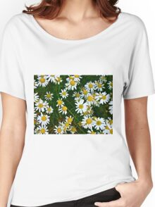 Little Chamomiles 4 Women's Relaxed Fit T-Shirt