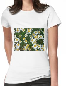 Little Chamomiles 4 Womens Fitted T-Shirt