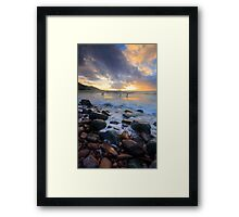 Rossbeigh, Co.Kerry, Ireland Framed Print
