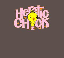 HERETIC CHICK by Tai's Tees Womens Fitted T-Shirt