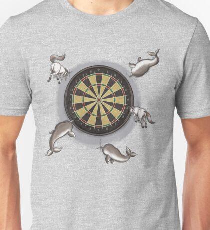 THESE DARTS SUCK!! Unisex T-Shirt