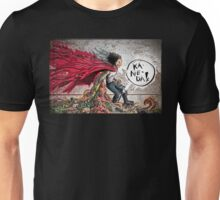 Testuo from the movie Akira Unisex T-Shirt