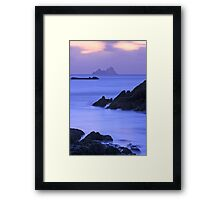 Ballinskelligs Bay, Co.Kerry, Ireland Framed Print