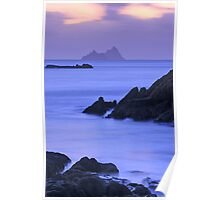 Ballinskelligs Bay, Co.Kerry, Ireland Poster