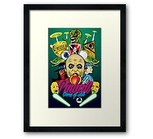 Pinball, Game of skill Framed Print