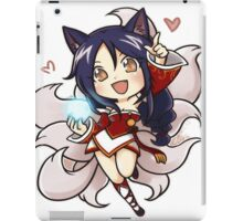 Cute Ahri chibi iPad Case/Skin