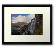 Conor Pass, Co.Kerry, Ireland Framed Print
