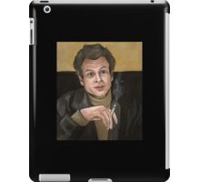 Sanctuary - Angel iPad Case/Skin