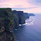 Cliffs Of Moher by Michael Walsh