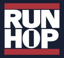 RUN HIP HOP  One Piece - Long Sleeve