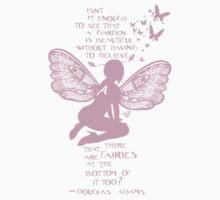 Fairy Wisdom by Tai's Tees Kids Tee