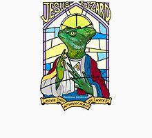 Jesus Christ Lizard by Tai's Tees Unisex T-Shirt