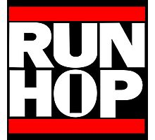 Run HIP HOP mashup - Alternative version Photographic Print