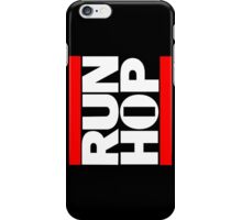 Run HIP HOP mashup - Alternative version iPhone Case/Skin