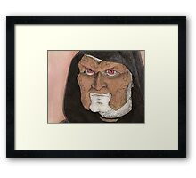 To Shanshu in L.A. - Vocah - Angel Framed Print