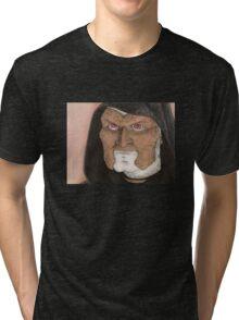 To Shanshu in L.A. - Vocah - Angel Tri-blend T-Shirt