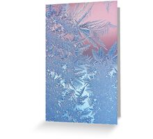 Winter Growth Greeting Card