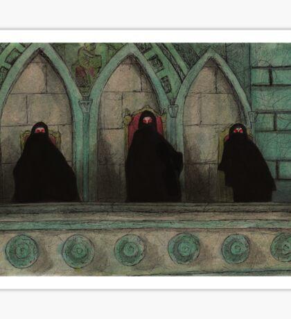 Judgement - The Tribunal - Angel Sticker