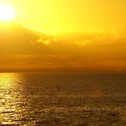 Yellow Sunset by Rosie Appleton