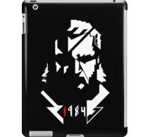 !984 iPad Case/Skin