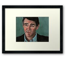Untouched - Mr. Chaulk - Angel Framed Print