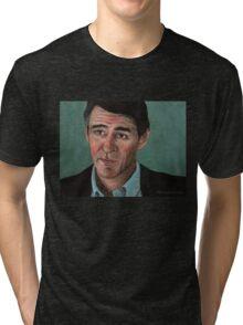Untouched - Mr. Chaulk - Angel Tri-blend T-Shirt
