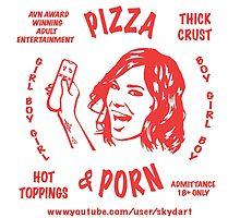 Pizza & Porn by Dexternal