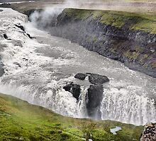 Gullfoss Waterfall, Iceland by Andrew Ness - www.nessphotography.com