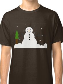 Frosty the Snowman Classic T-Shirt