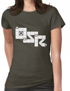 Old School Roleplaying (OSR) Womens Fitted T-Shirt