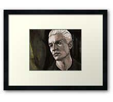 The Yoko Factor - Spike - BtVS Framed Print
