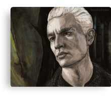 The Yoko Factor - Spike - BtVS Canvas Print