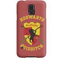 Gryffindor Quidditch Team Samsung Galaxy Case/Skin