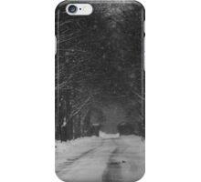 Janaury Dusk iPhone Case/Skin